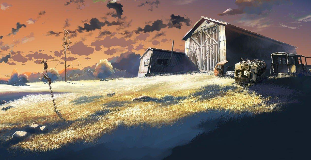 El lugar prometido en nuestros primeros días[