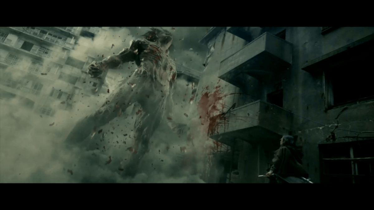 Attack On Titan Live Movie Review The Outerhaven