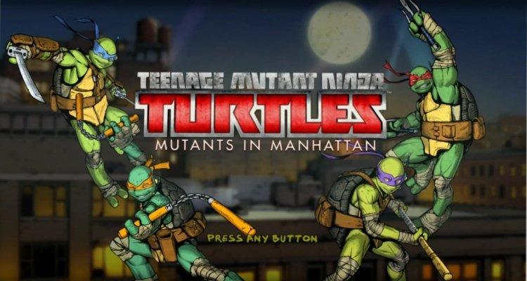 Teenage Mutant Ninja Turtles: Mutant in Manhattan Free Download