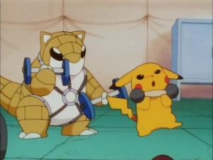 Tree singles team battle 'Pokémon Sun'