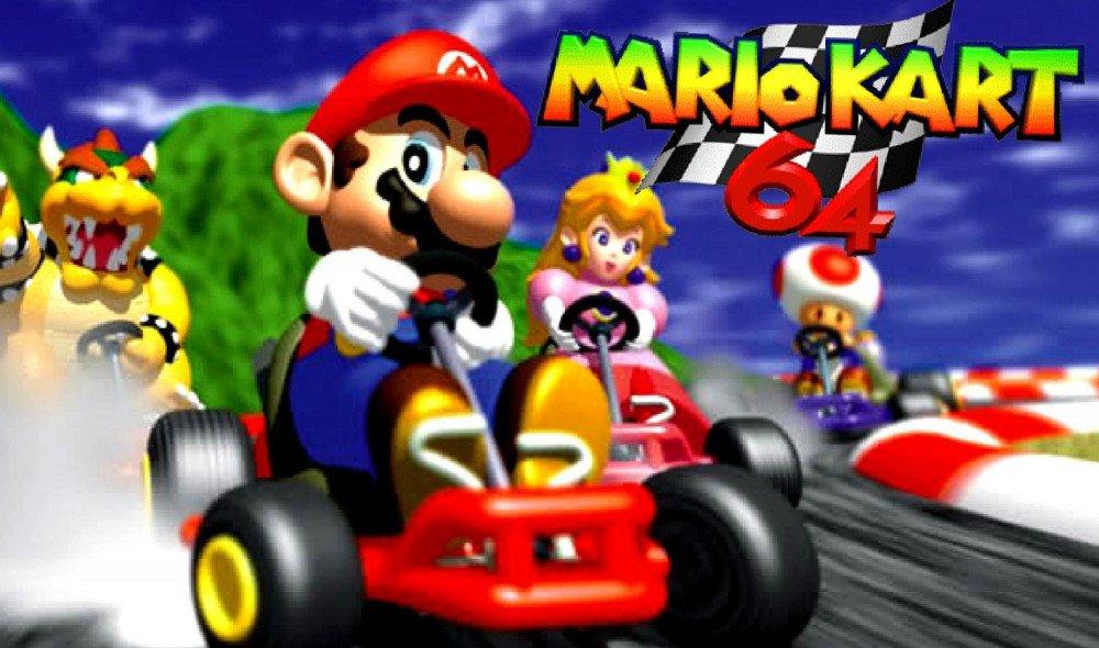 mario kart 64 toad sound effects