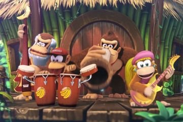 Donkey Kong Country- Tropical Freeze Ending