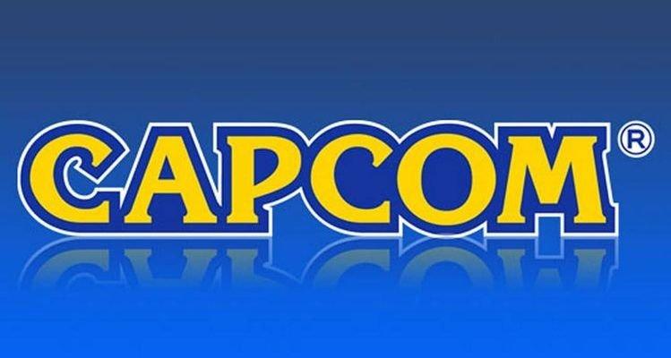 Capcom Blue Logo