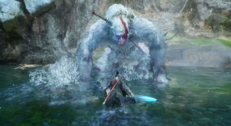 Sekiro - Guardian Ape Boss Fight-01