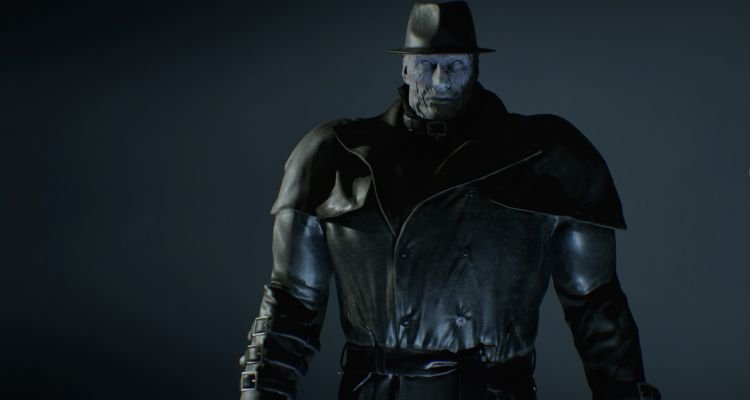 resident evil 2 remake mr x