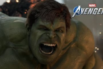 Marvel's Avengers A-Day prologue gameplay