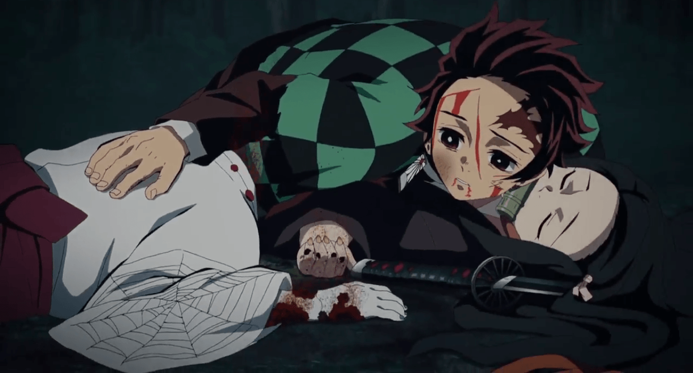 Demon Slayer: Kimetsu no Yaiba Series Review: Horrors of Our In Demons |  The Outerhaven