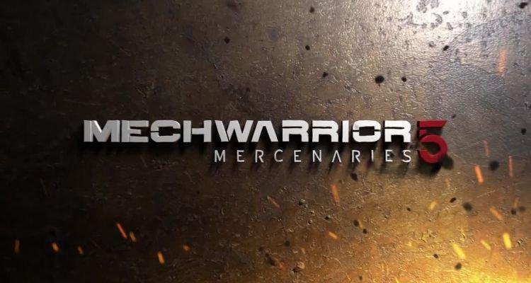 MechWarrior 5 review header