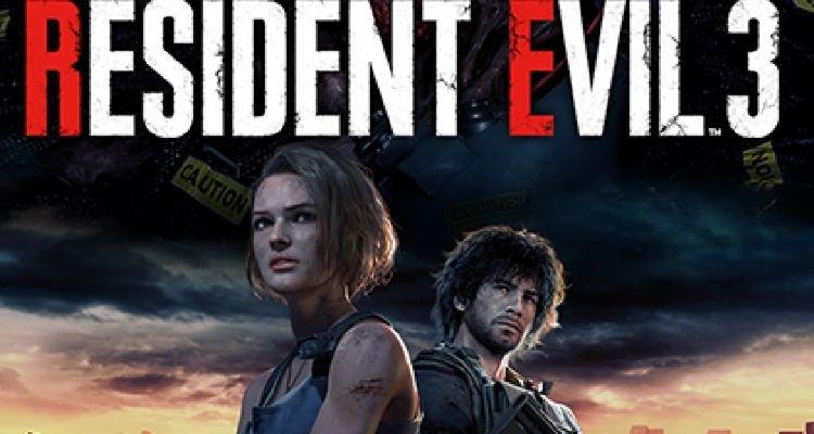 Resident Evil 3 cover art leaked
