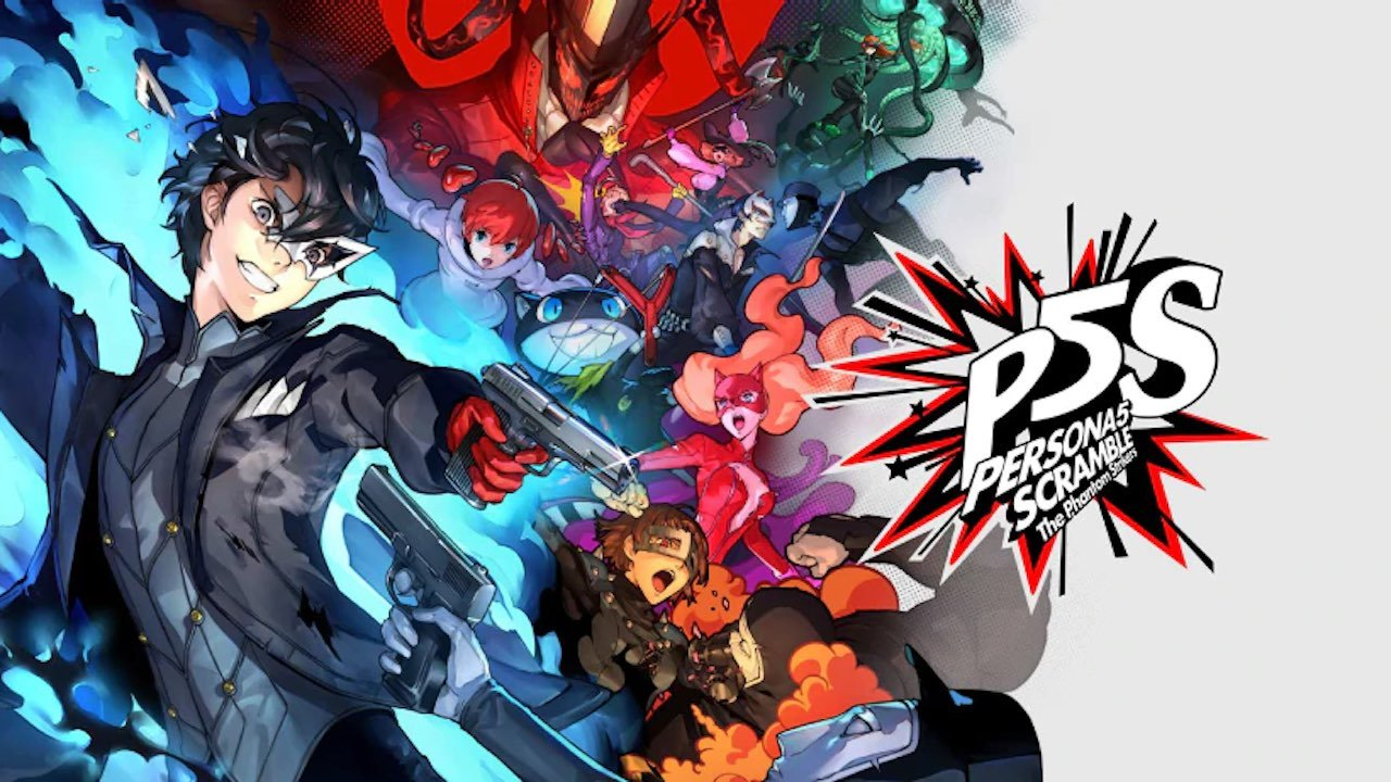 Time For All-Out-Action in Persona 5 Strikers - The Outerhaven