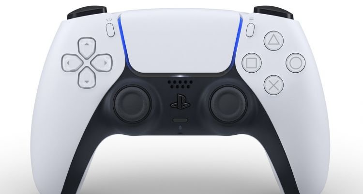 PlayStation 5 DualSense Controller - front view