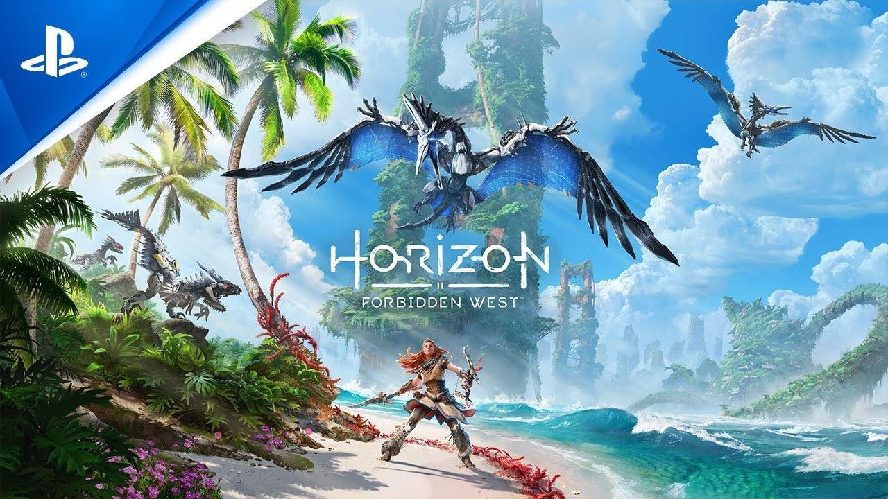 Horizon Forbidden West Header Image