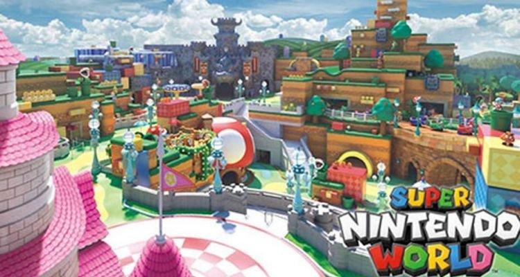 Watch the December 18 Super Nintendo World Direct here
