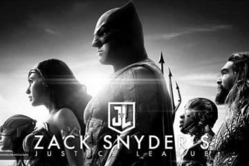The Snyder Cut, Justice League, DC Fandome