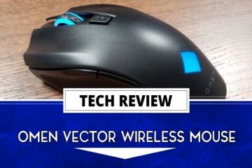 OMEN Vector Wireless Gaming Mouse