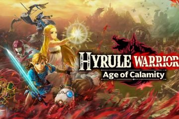 Hyrule Warriors Age of Calamity Header Image 1920x1080