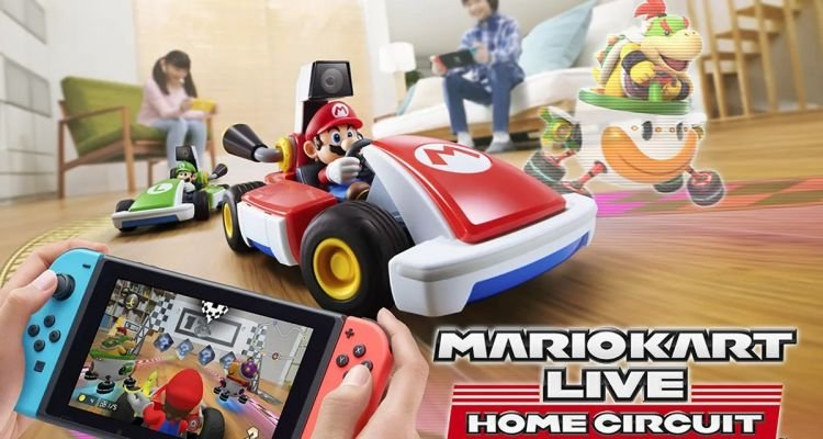Mario Kart Live Home Circuit Has Launched! Todd Black