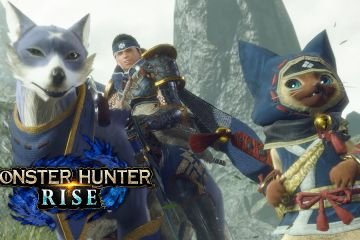 Monster Hunter Rise screenshot-01