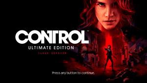 Control on the Nintendo Switch Header