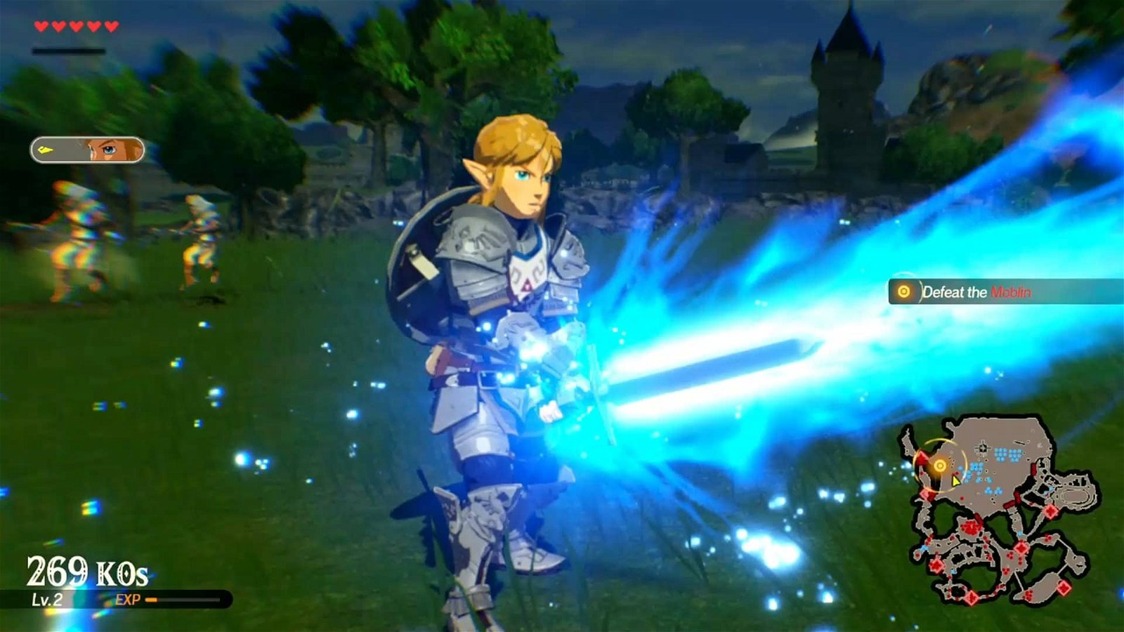 My Impressions From The Hyrule Warriors Age Of Calamity Demo The Outerhaven