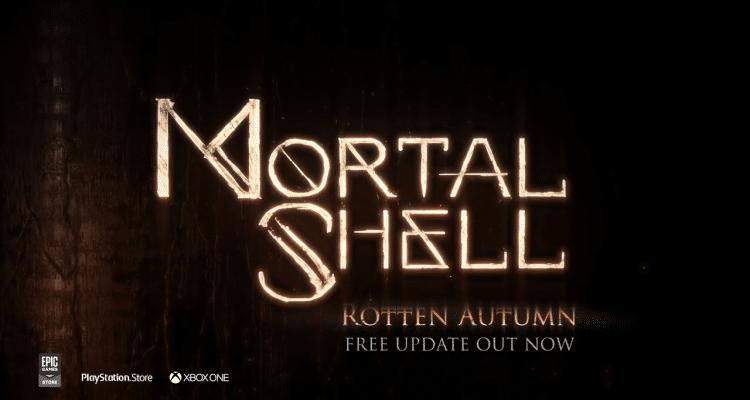 Mortal Shell Rotten Autumn Header