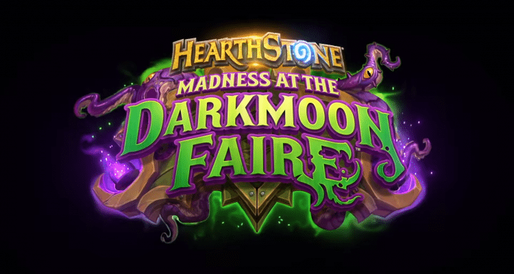 The Old Gods Return to Hearthstone® in Madness at the Darkmoon Faire™