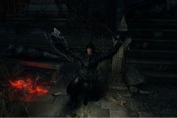 Demon's Souls Remake Mysytery Door Opened by Distortion2