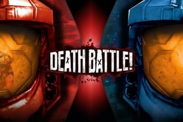 Red Vs Blue Death Battle