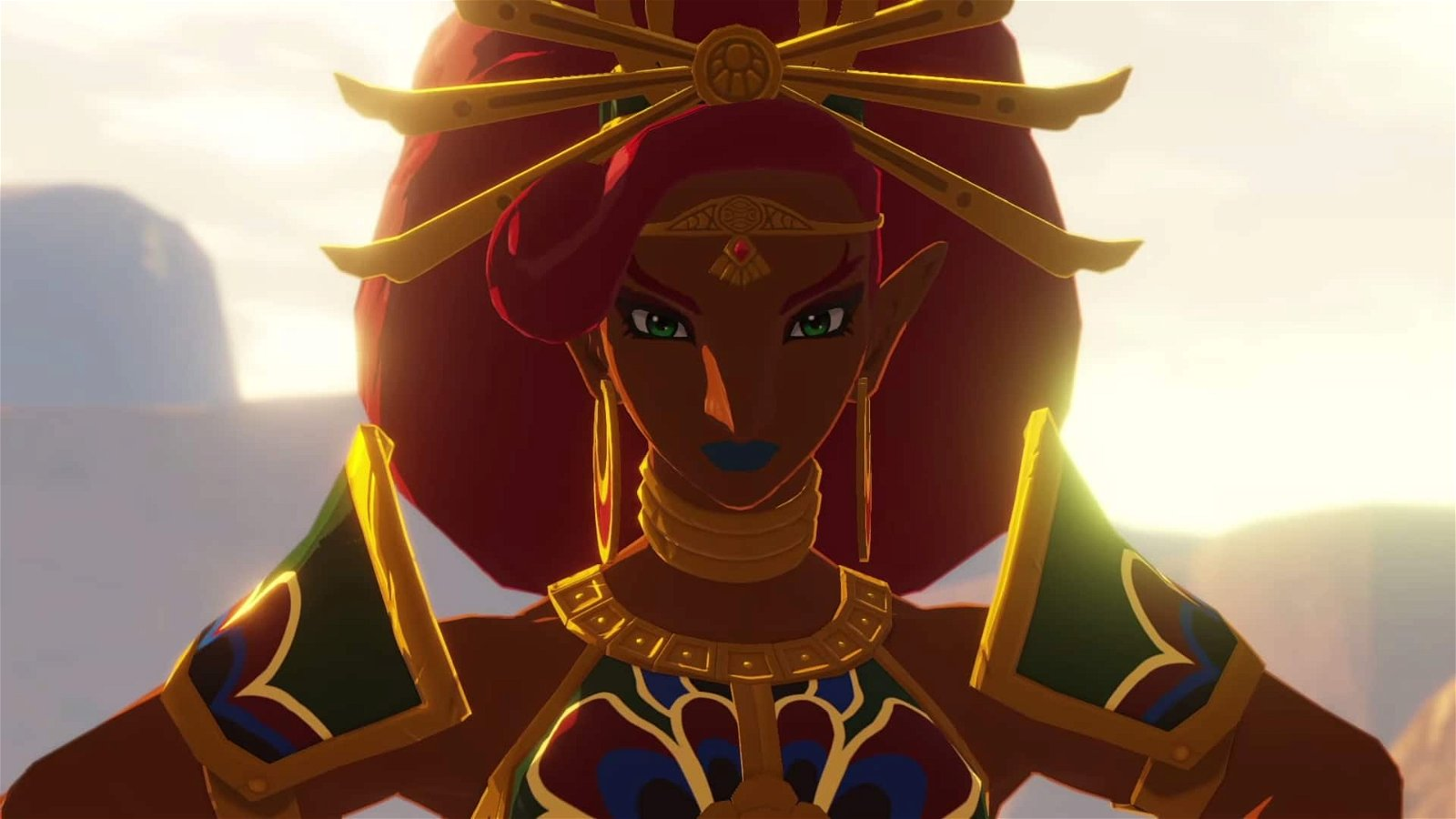 Nintendo Highlights Urbosa In Hyrule Warriors Age Of Calamity The Outerhaven