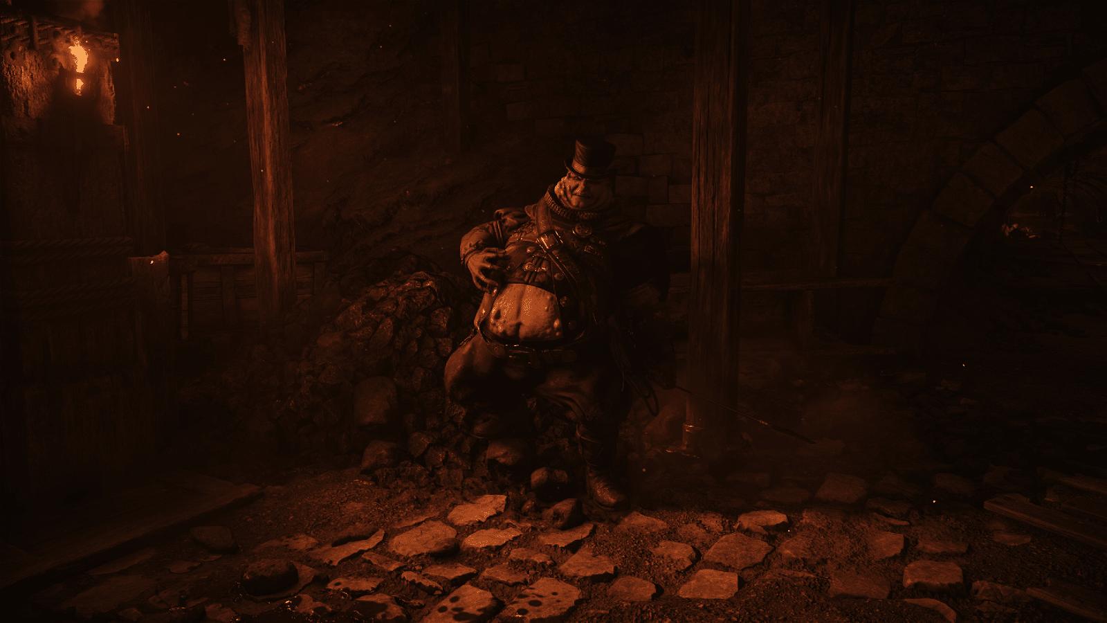 Demon's Souls Remake - Fat Official