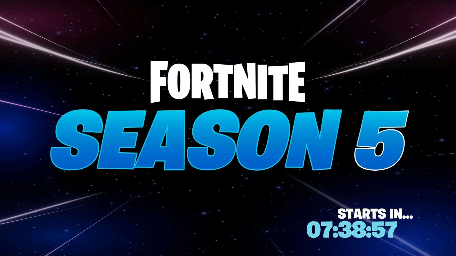 Fortnite Galactus Event - Chapter 2 Season 5 Starting Soon