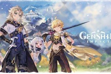 Genshin Impact 1.2 Chalk Prince Update Header 1280x720