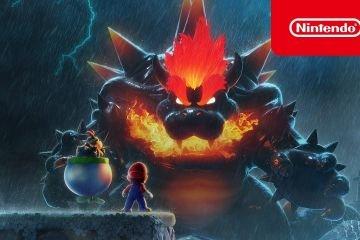 Super Mario 3D World + Bowser's Fury, Bowser's Fury