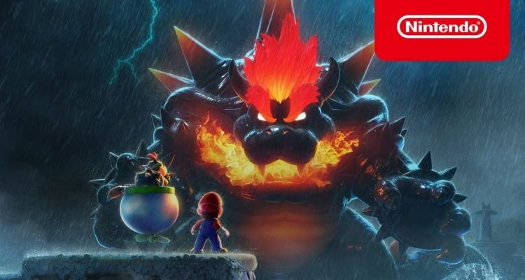 Super Mario 3D World + Bowser's Fury, Bowser's Fury