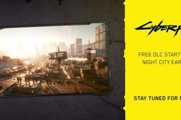 Cyberpunk 2077 Free DLC Plans
