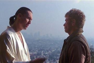 Kreese meets with Terry Silvers - Karate Kid III
