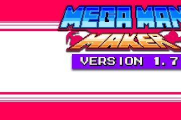 Mega Man Make 1.7 Header Image