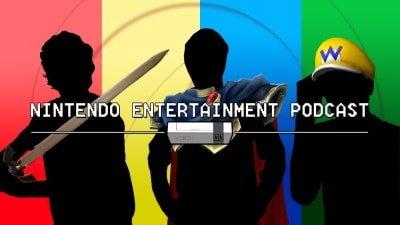 Nintendo Entertainment Podcast Logo 400x225