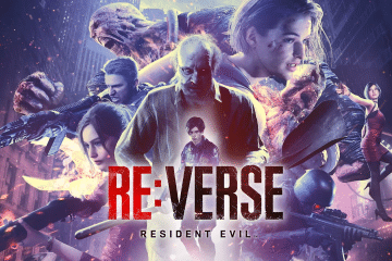 Resident Evil RE Verse 1280x720