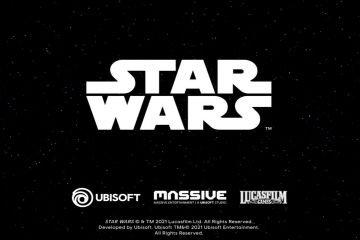 Star Wars Ubisoft Massive Open World Logo