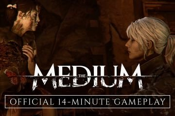 The Medium 14 Minutes of Gameplay