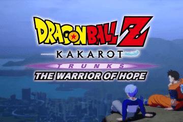 Dragon Ball Z Trunks The Warrior of Hope 1280x720