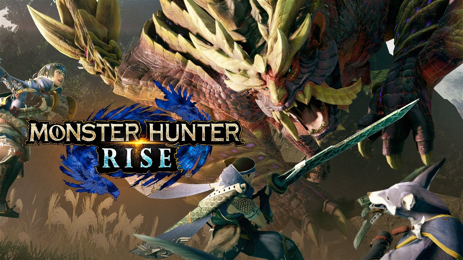 Nintendo Switch and Monster Hunter Rise Dominate NPD Sales