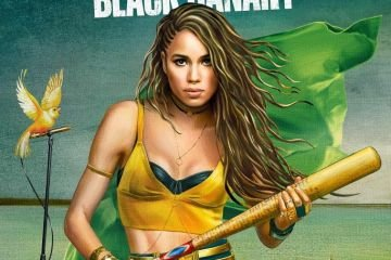 Black Canary, #BlackCanaryHBOSeries