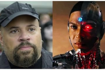 David F. Walker, Ray Fisher, Cyborg