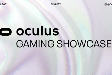 Facebook Oculus Gaming Showcase April 2021