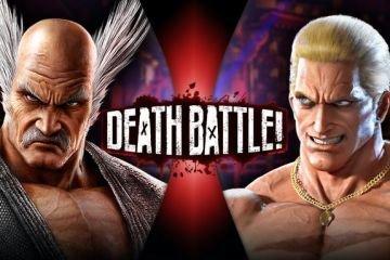 Heihachi Mishima vs Geese Howard Death Battle