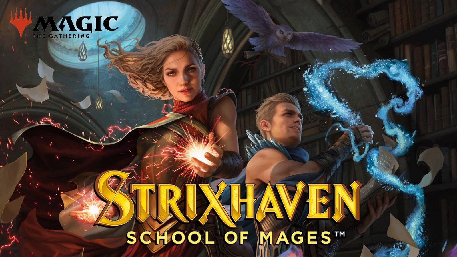 Magic: The Gathering goes back to school in new set Strixhaven