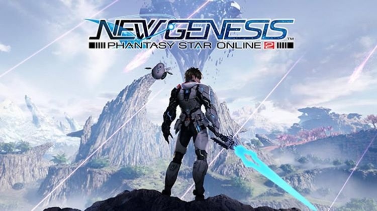 Phantasy Star Online 2 New Genesis Closed beta header
