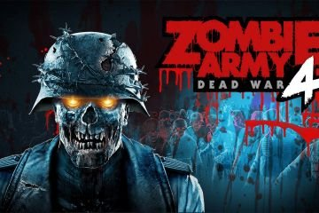 Zombie Army 4 Title Image